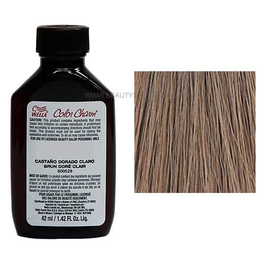 Wella Color Charm Liquid 6a 462 Dark Ash Blonde Beauty Stop Online