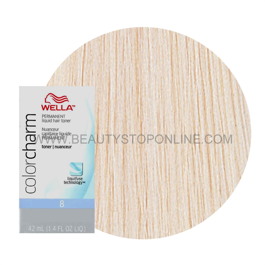 Wella Color Charm Liquid Toner T 11 Lightest Beige Blonde