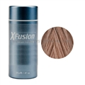 XFusion Keratin Hair Fibers Light Brown 25g