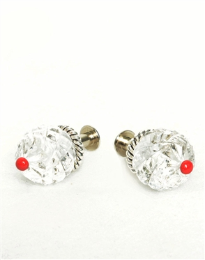 Janick Designer Hand-Crafted Cuff Links