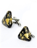 Janick Luxury Hand-Crafted Cuff Links | Golden Triangle