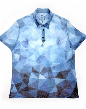Designer Polo - Blue Polo shirt