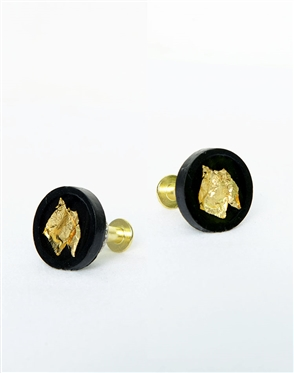 Janick Luxury Hand-Crafted Cuff Links | On Golden Pond