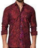 Luxury Red Sport Shirt
