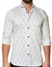 Designer White Button Down