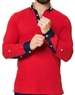 Maceoo Unrivaled  Polo L Solid Red Dc