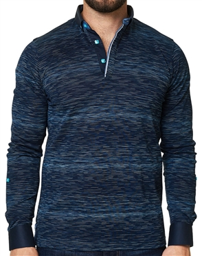 Maceoo Unrivaled  Polo L Ing Navy