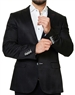 Designer Sport Coat - Black