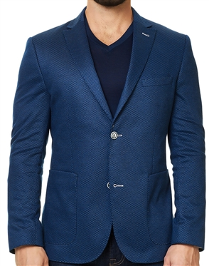 Designer Royal Blue Blazer
