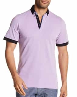Lilac Fashion Polo