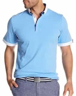 Light Blue Polo Shirt