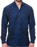 Dark Blue Dress Shirt