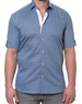 Blue Fashion Dress Shirt
