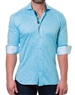 Sea Blue Sport Shirt