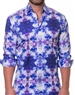 White Purple Fashion Shirt