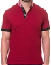 Luxury Burgundy Polo