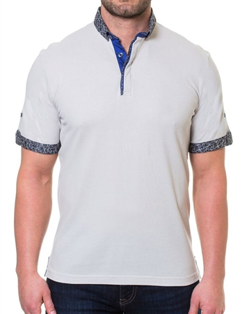 Casual Beige Polo