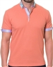 Sporty Orange Polo shirt
