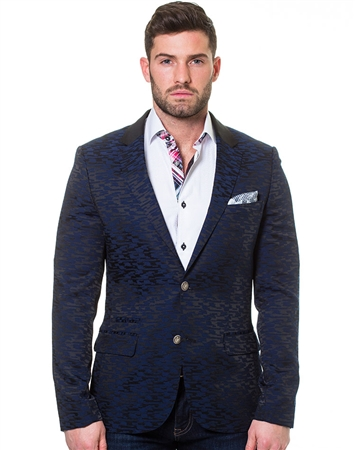 Stylish Navy Blazer