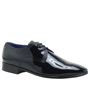 Navy Casual And Dress Shoes