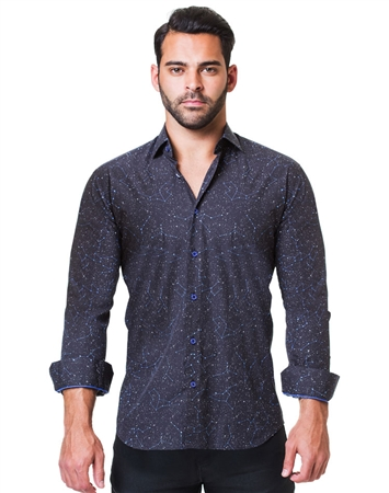 Constellation Dress shirt