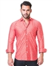 Luxury Red Dress shirt