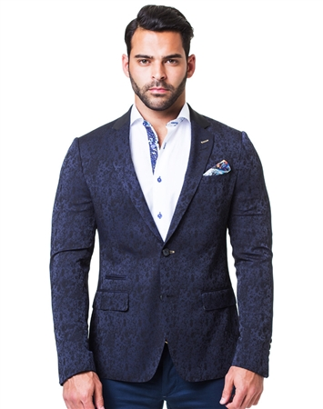 Fashionable Navy Blazer