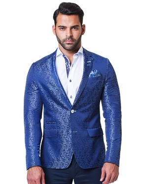 Sleek New Blue Blazer