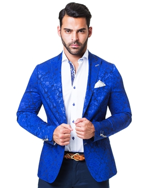 Royal Blue Sport Coat