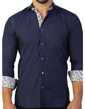 Unique Designer Dress Shirt