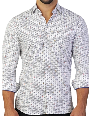 Interesting  Luxury Men's Shirt