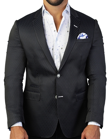 Dark Blue Sport Coat