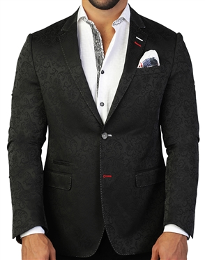 Excellent Luxury Black Blazer