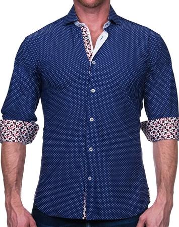 Outstanding Blue Button Down