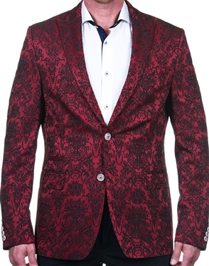 Beautiful Red Blazer