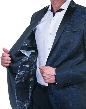 Luxury Blue Sport Coat