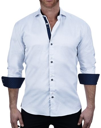 Chic White Dress Shirt