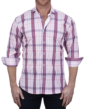 Handsome Pink Dress Shirt