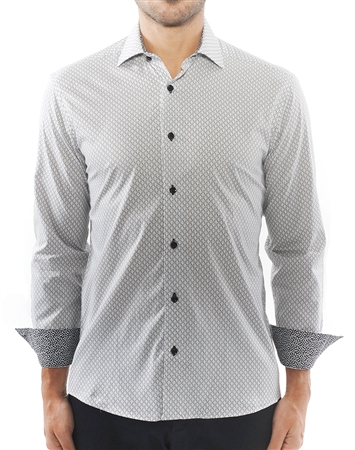 Black Luxury Sport Shirt