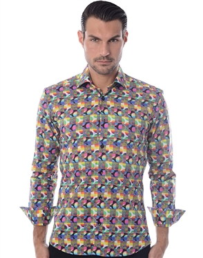 Multicolored Fashion Shirt