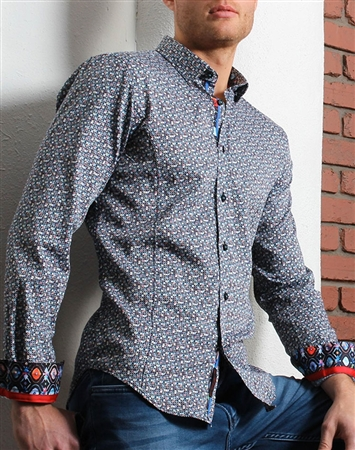Multi-Colored fashion Shirt