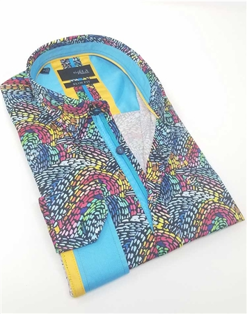 Stylish Colorful Dress Shirt