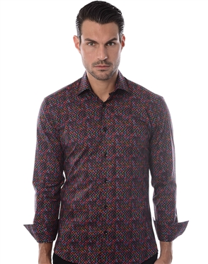 Luxury Multicolor Shirt
