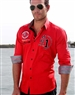 red dress shirt- Absolute Rebellion AR 1
