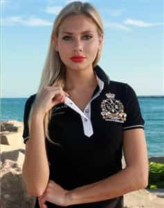 Absolute Rebellion Women Polo Simonetta