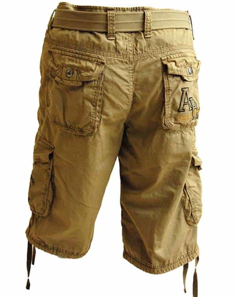 Cargo Shorts   Absolute Rebellion Adventure Khaki