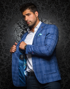 Luxury Men's Blazer - Arnold Royal