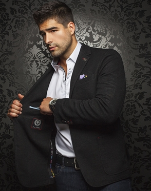 Shop Men: Luxury Sport Coat Black