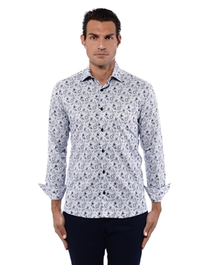 Floral Composition Shirt