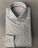 Luxury multi color dress Shirt
